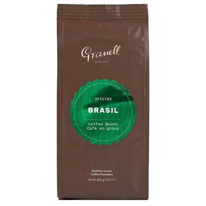 Picture of Granell Brasil 100% natural pure origin coffee beans 500GM