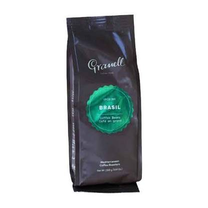 Picture of Granell Brasil 100% natural pure origin coffee beans 250GM