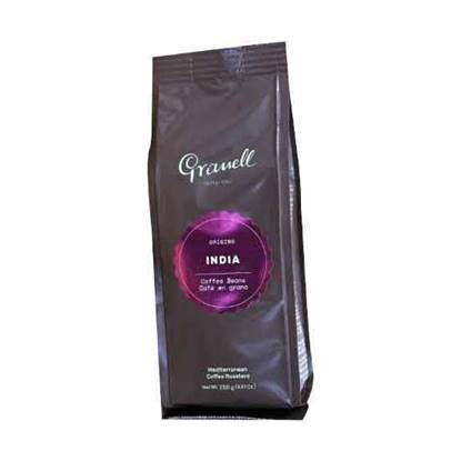 Picture of Granell India 100% natural pure origin coffee beans 250GM