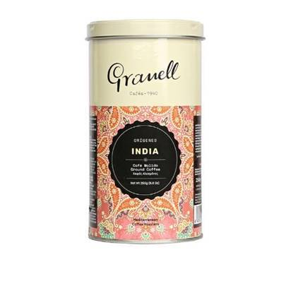 Picture of Granell India pure origin ground coffee 250GM