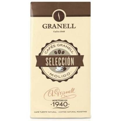 Picture of Granell Café Granell alta seleccion ground coffee daily range 250GM