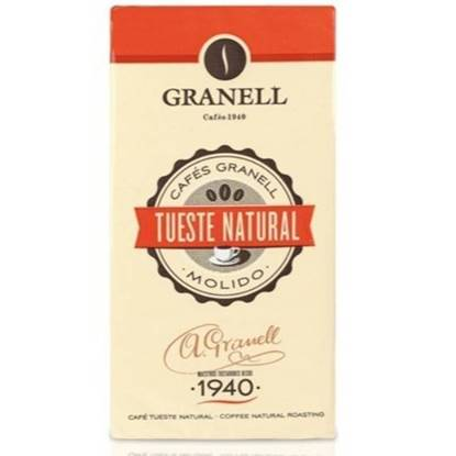 Picture of Granell Cafes Granell natural ground coffee daily range 250GM