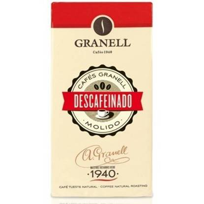 Picture of Granell Decaffenaited ground coffee daily range 250GM