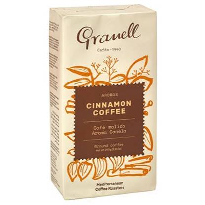 Picture of Granell Cinnamon ground coffee 250GM