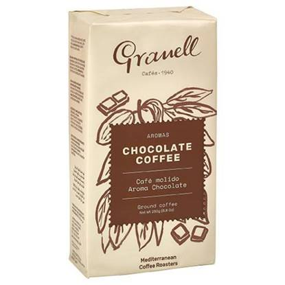 Picture of Granell Chocolate ground coffee 250GM