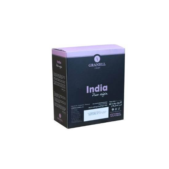 صورة جرانيل كبسولات قهوة على الطريقة الهندية 12كبسولة