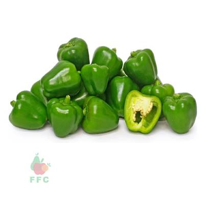 Picture of Bell Pepper Green  Local
