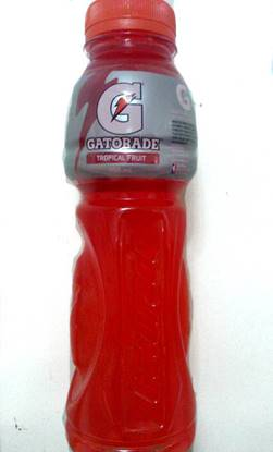 Picture of Gatorade Tropical Fruit( 500 ML * 24 Bottle )