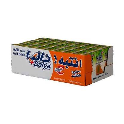 Picture of ABC Dalya Mango Drink 250 ML × 24 PC