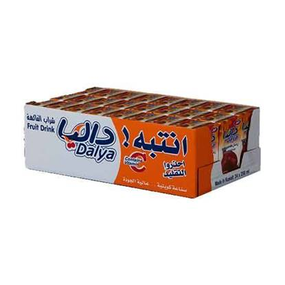 Picture of ABC Dalya Pomegranate Drink 250 ML × 24 PC