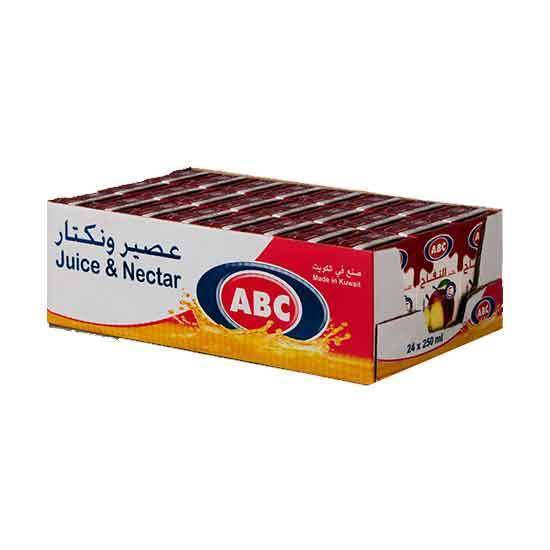 Picture of ABC Nectar Apple 250 ML × 24 PC