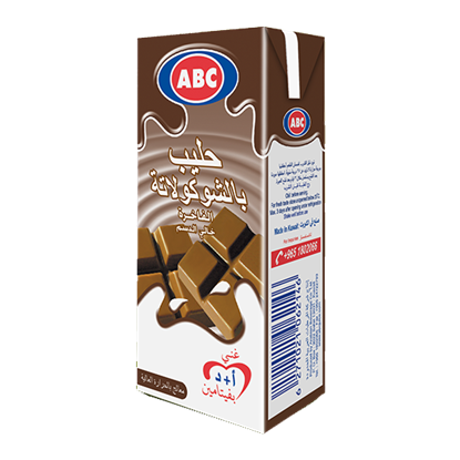 Picture of ABC Flavored Chocolate Milk 185 ML × 24 PC