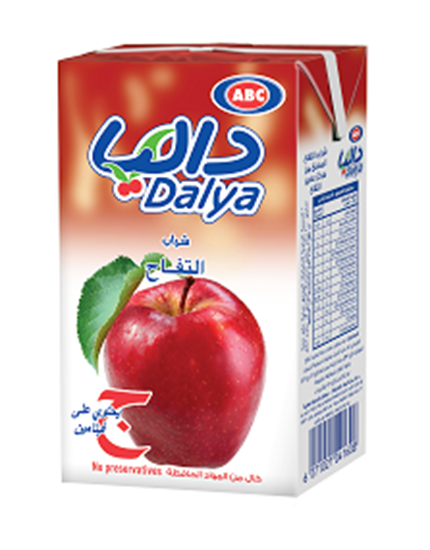 Picture of ABC Dalya Apple Drink 250 ML × 24 PC