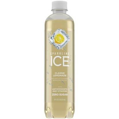 Picture of SPARKLING ICE CLASSIC LEMONADE zero sugar( 502.8 ML * 24 Bottle )