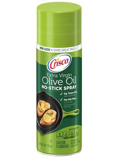 Picture of Crisco 100% Extra Virgin Olive Oil-141g