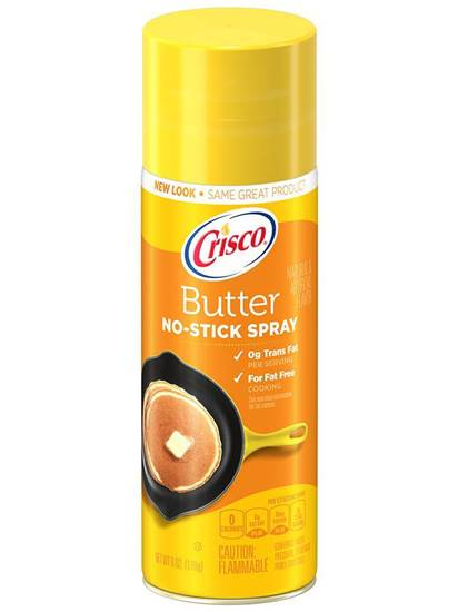 Picture of Crisco Natural And Artificial Flavor Butter -170g*12