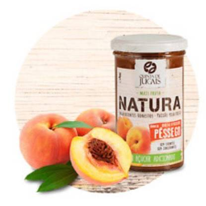 Picture of Quianta Natura No Sugar Peach Jam 300 GM