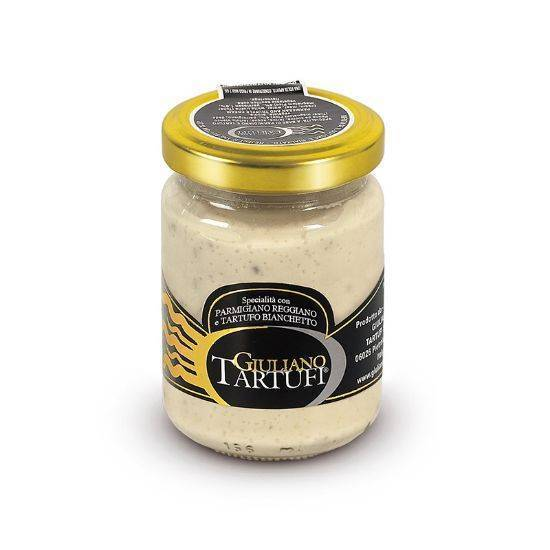 صورة جوليانو تارتوفى جبنة البارميزون الكمأة البيضاء 170 جم