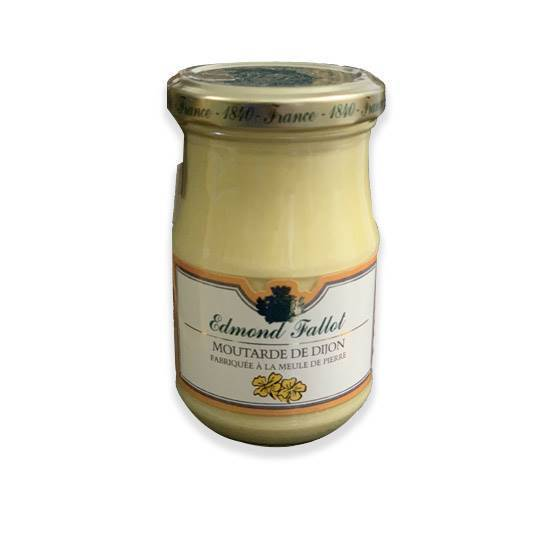 Picture of Edmond Fallot  Dijon Mustard 210G