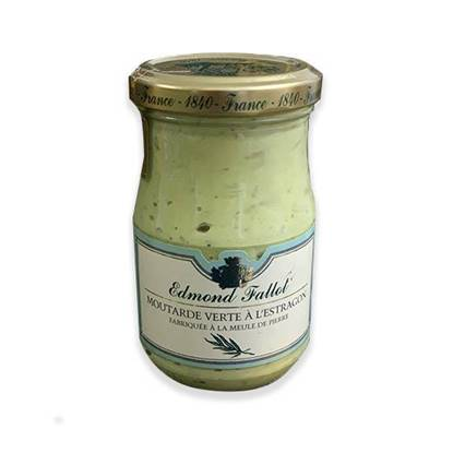 Picture of Edmond Fallot Green Mustard Tarragon 210 GM