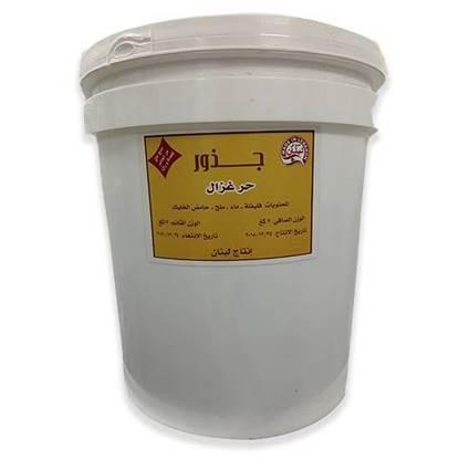 Picture of Jozour Pickled  Al Gazal Pepper 7 Kg