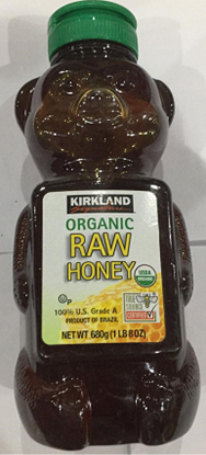 Picture of Kirkland Organic Raw Honey ( 680.8 GM * 3 Bottle )