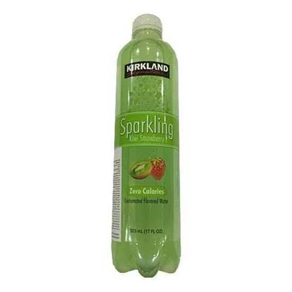 Picture of KIRKLAND SPARKLING WATER KIWI STRAWBERRY 502.8 ML