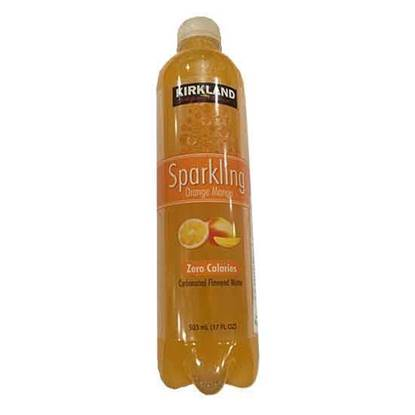 Picture of KIRKLAND SPARKLING WATER ORANGE MANGO 502.8 ML