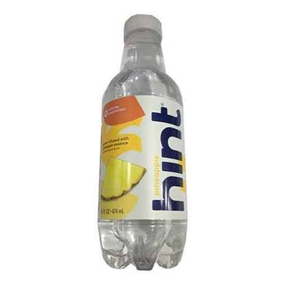 Picture of HINT WATER PINEAPPLE 15*474 ML