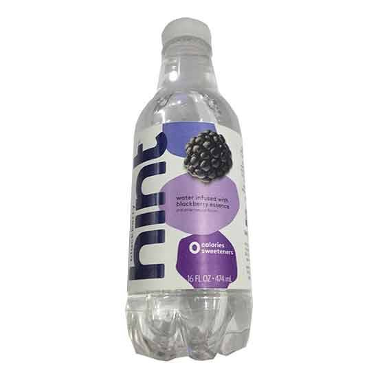 Picture of HINT WATER BLACKBERRY 15*474 ML
