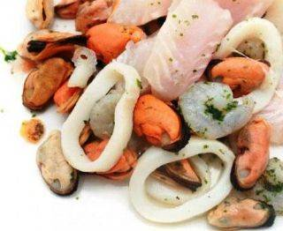 Picture of Seafood Mix-10*1 KG