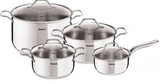 Picture of Tefal Intuition Stainless Steel v2 - Set 8 pcs