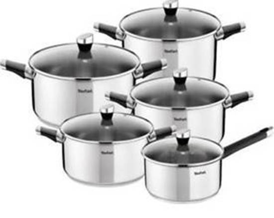 Picture of Tefal Emotion Stainless Steel - Set 10 pcs
