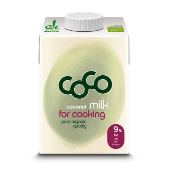 Picture of GREEN COCO COCONUT MILK FOR COOKING ORGANIC  500 ML