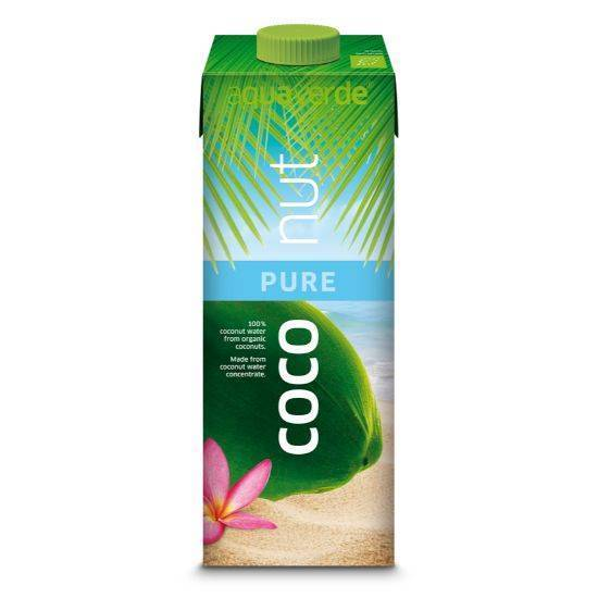 Picture of ORGANIC PURE COCONUT WATER 100% 1000 ml