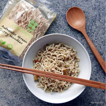 Picture of YOUMEE ALL NATURAL PLAIN NOODLES 70 GM