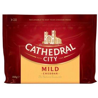 Picture of CATHEDRAL CITY MILD CHEDDAR 200G