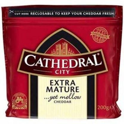 Picture of CATHEDRAL CITY EXTRA MATURE CHEDDAR 200G