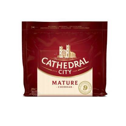 Picture of CATHEDRAL CITY MATURE CHEDDAR 200G