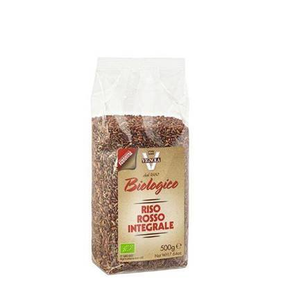 Picture of RISO VIGNOLA ORGANIC RED RICE 500 GM