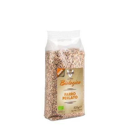 Picture of RISO VIGNOLA ORGANIC PEARLED SPELT 500 GM