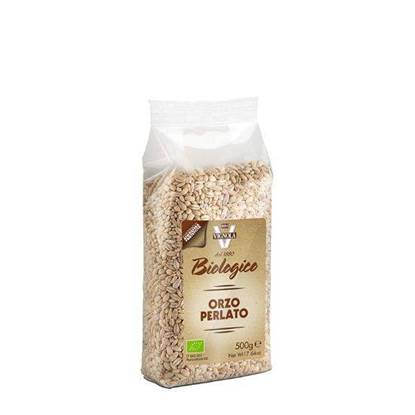 Picture of RISO VIGNOLA ORGANIC PEARLED BARLEY 500 GM