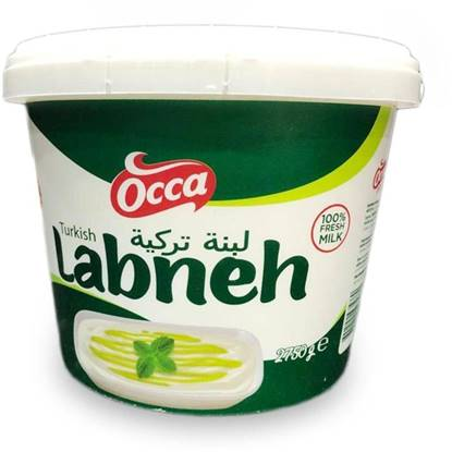 Picture of Occa Labnah Turkey ( 4 Pieces * 2750 GM )