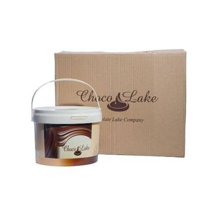 Picture of Chocolate Filling Cream with High Hazelnut 5KG