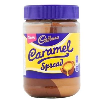 الصورة: Cadbury Caramel Chocolate Spread 400 G