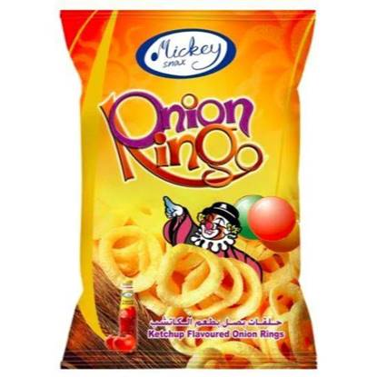 Picture of Mickey Onion Rings 27 GM