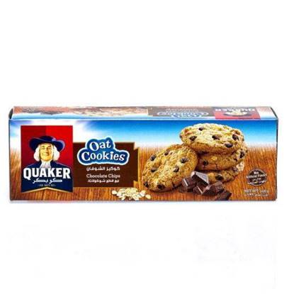 Picture of Quaker Oat Cookies Chocolate 126 GM