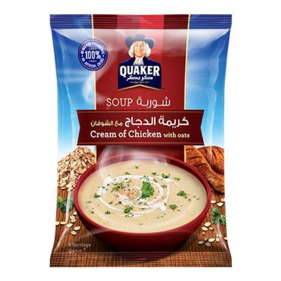 Picture of Quaker Cream of Chicken with Oats 64 GM