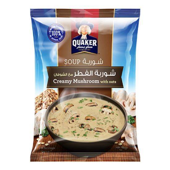 Picture of Quaker Creamy Mushroom with Oats 64 GM