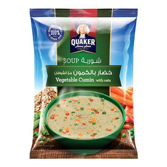 Picture of Quaker Vegetable Cumin with Oats 66 GM